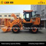 Изготовление высокого качества Hydraulic Transmission 2 Tons 929 Used Wheel Loader