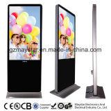 Vertikale volle HD verdoppeln der Bildschirm-DigitalSignage, der Kiosks bekanntmacht