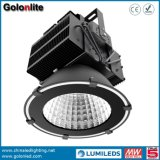 5 anos de garantia Meanwell Driver IP65 Waterproof 300W 500W 400W LED High Bay Light Fittings