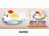 Het onderwijs Batterij In werking gestelde Lichte Stuk speelgoed van de Projector (042951)