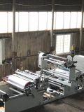 PP에 의하여 길쌈되는 서류상 롤을%s 최신 박판으로 만드는 기계