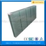 Edifício comercial utilizado claro para as portas de vidro fosco