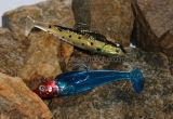 Attrait doux de pêche de poissons de fil