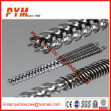 PP Recycled Screw Barrel Recycling Twin Screw Barrel