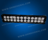 Twee Layer van Road LED Light Bar (dc10-24)