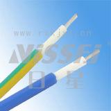 Double isolation silicone sur le fil électrique