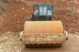 Compresor usado para la venta, usado rand SD175D de Ingersoll del rodillo vibratorio