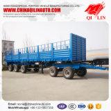 Reboque de caixa de caminhão pesado 40FT com fechaduras de recipiente