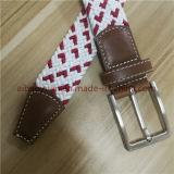 Correa gruesa de tejido de poliéster de moda cinturón elástico