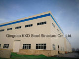 Estructura de acero de la luz de alta calidad de taller (KXD-SCD173)