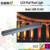 Outdoor IP65 24pcs*3W à LED Strip Light mural