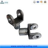 Pièces de rechange de usinage de pièces d'acier du carbone de bâti en acier