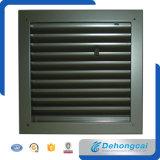 Janela de alumínio metálico exterior de obturador de sol / sombra de sol / janela
