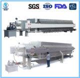 Filtre-presse automatique de Verticle pp Mebrane
