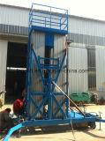 200kg capaciteit 18m Platform van de Lift van het Werk van de Mens van het Aluminium Hydraulisch