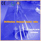 Halbleiter-Prozessdiffusion, Oxidation, Absetzung, mit Hochtemperatur 1200 Grad hoher Reinheitsgrad-GE-Quarz-Gefäß-ätzend