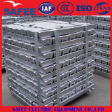 China 2016, la pureza del 99,7% 99,99% de lingotes de aluminio - China de lingotes de aluminio, Ingo
