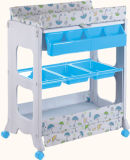 PlastikBaby Changing Table mit Bath