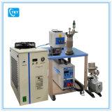 система плавя печи индукции вакуума 15kw до 1700c