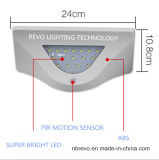Neuestes Solar-Bewegungs-Fühler-Wand-Licht LED-PIR (RS2031)