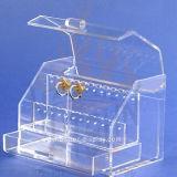 Armadietto di esposizione acrilico su ordinazione dei monili Btr-A5002