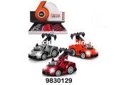 Het Speelgoed van de Kinderen van de Auto van het Stuk speelgoed van de Wrijving van het metaal (9830127)
