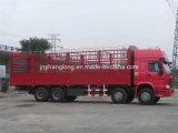Caminhão da carga de Sinotruk do tipo de China com tipo de condução 6X4 para 30tons