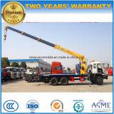 4X2 Truck Mounted Crane 8tons Wrecker Truck