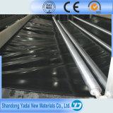 黒くスムーズなHDPEのGeomembraneのHDPEはさみ金の防水膜