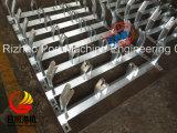 Rouleau de bande de conveyeur de SPD, rouleau en acier, convoyeur de rouleau