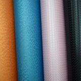 Kristallkorn-Rüttler künstliche PU-Beutel-Leder-Form-dekoratives Leder