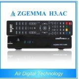ATSC PVR는 DVB S2 FTA 가득 차있는 HD 수신기 Zgemma H3를 준비한다. AC ATSC + IPTV 고정되는 최고 상자