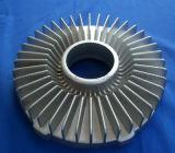 Ventola dell'acciaio inossidabile del pezzo fuso d'acciaio di alta precisione con l'iso 9001