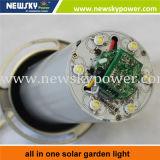 China-Garten-helle Solarsolarlampe