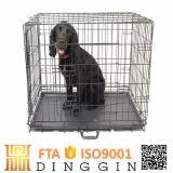 Cage de chien de fil préfabriqués