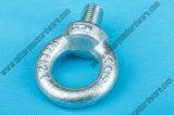 Acier du carbone de fournisseur d'usine soulevant le boulon d'oeil DIN580