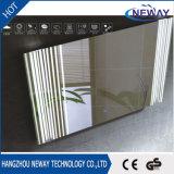 Specchio astuto impermeabile della stanza da bagno illuminato Fogless LED di alta qualità