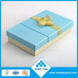 Matériau de papier et à la main fonctionnalité Boîtes de papier cadeau de luxe, boîte de papier décoratif