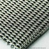 貯蔵されたTwilledのオランダ人の織り方の金網