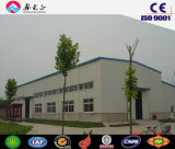 Materiali da costruzione, gruppo di lavoro industriale della struttura d'acciaio, magazzino prefabbricato d'acciaio