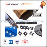 Couteaux de lame de planeuse de tigre utilisés pour le fonctionnement en bois solide