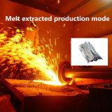 Fibra d'acciaio della fusione di ASTM A820 per i refrattari del rivestimento