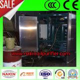 Totalmente aceite del transformador automática máquina de la purificación, sistema de filtración de hidrocarburos