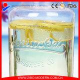 Distributeur en verre de l'eau de la meilleure qualité avec le robinet d'eau