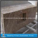 Tapa de la vanidad del granito y del mármol/encimera para la cocina/el cuarto de baño