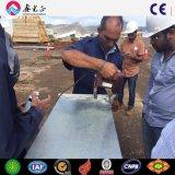 Pre-Ingeniero de estructura de acero cobertizo / taller (MV-07)