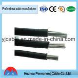 PVC con aislamiento eléctrico cable de un conductor de alambre (BV / H07V-U)