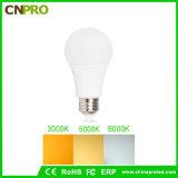 백색 AC 110V/220V를 가진 밝은 E27 E26 B22 5730 SMD LED 전구 램프 빛