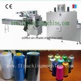 precio de fábrica China Hilo de Coser automática Máquina de embalaje retráctil