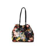 Form-Blumen-Druck-Schulter-Handtaschen (MBNO039028)